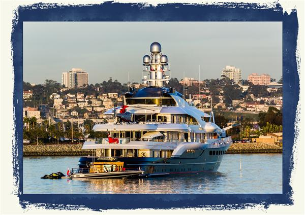 Attessa IV in San Diego Bay, January 27, 2012