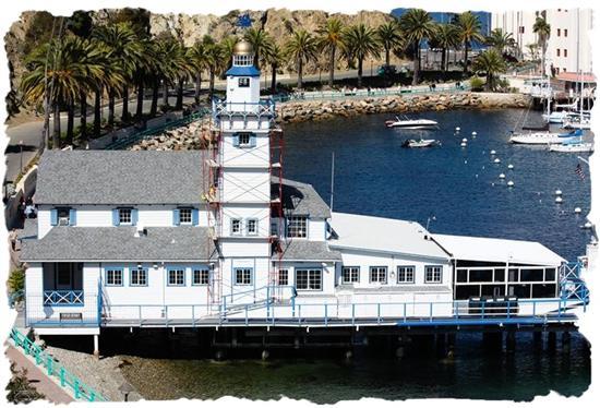 Avalon on Santa Catalina Island