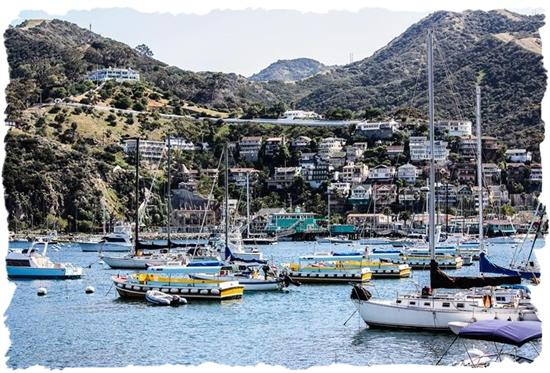 Avalon on Santa Catalina Island