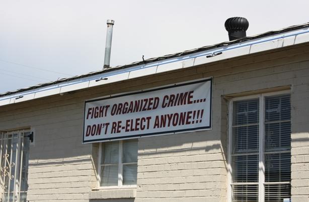 Fight organized crime