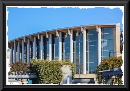 International House at the University of California San Diego