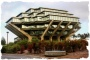 The Geisel Library at the University of California San Diego