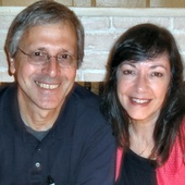 Robert and Lisa Hammerstein, real estate agents with Coldwell Banker in Hillsdale, New Jersey