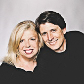 Ron and Alexandra Seigel of Napa Consultants in Santa Barbara, California
