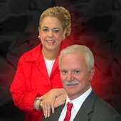 Sally and David Hanson, real estate agents witih Keller Williams in southeast Wisconsin
