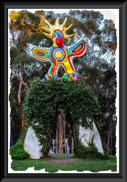 Sun God at the University of California San Diego