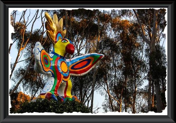 Sun God at the University of California San Diego