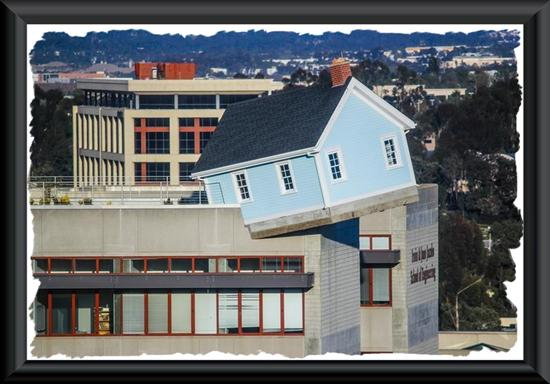House at the University of California San Diego