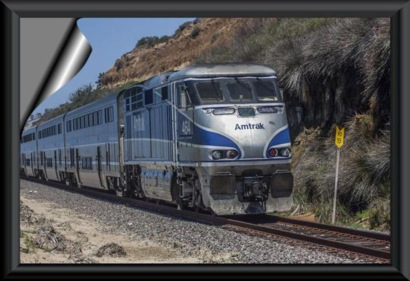 Amtrak in San Diego
