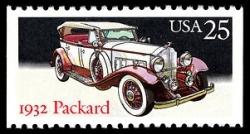 Scott #2384 - 1932 Packard