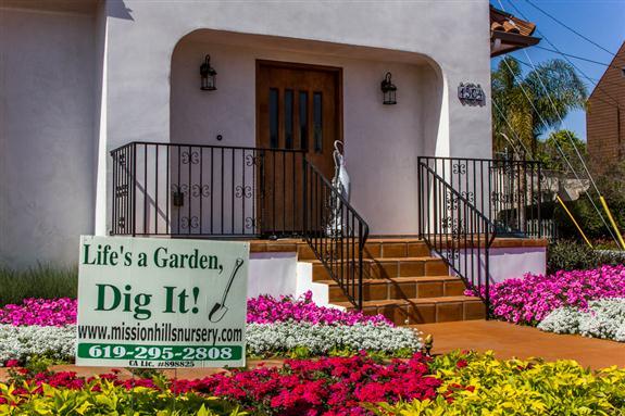 Life's a Garden. Dig it!