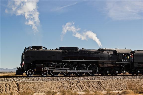 Union Pacific 844