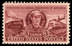 Scott #993, Railroad Engineers of America