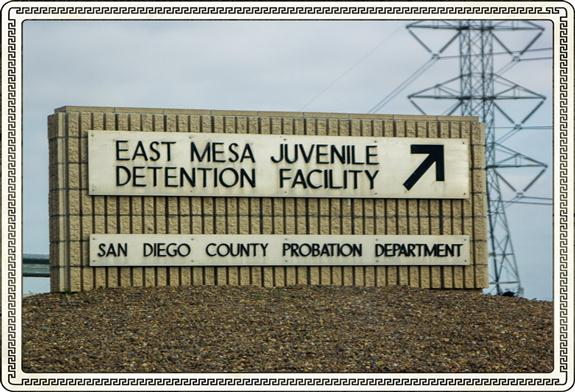 East Mesa Jevenile Detention Facility