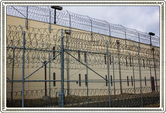 East Mesa Jevenile Detention Facility
