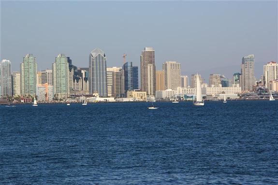 Downtown San Diego, middle