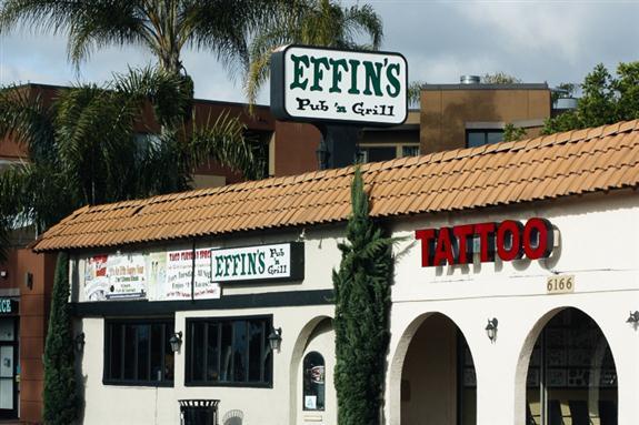 Effin's Pub & Grill