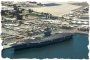 USS Carl Vinson (CVN-70)…. from the sky!