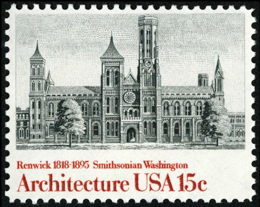 Scott #1838 — Smithsonian Institution
