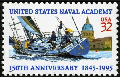 Scott #3001 — United States Naval Academy