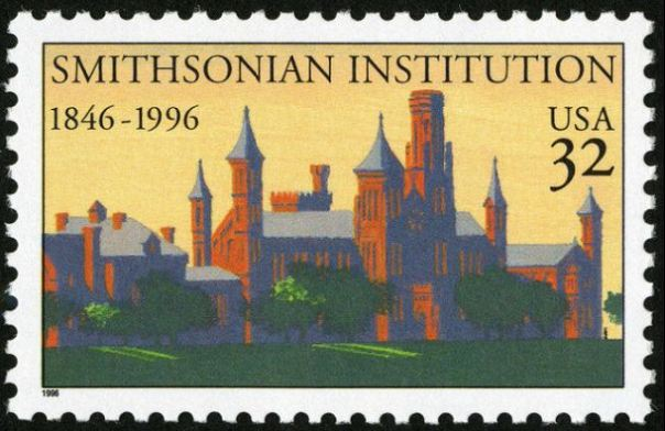 Scott #3059 — Smithsonian Institution