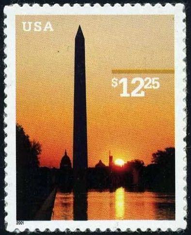 Scott #3473 — Washington Monument