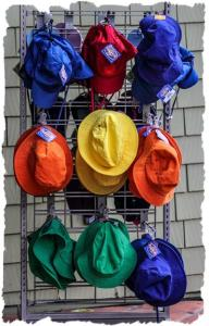 Choose your hat color