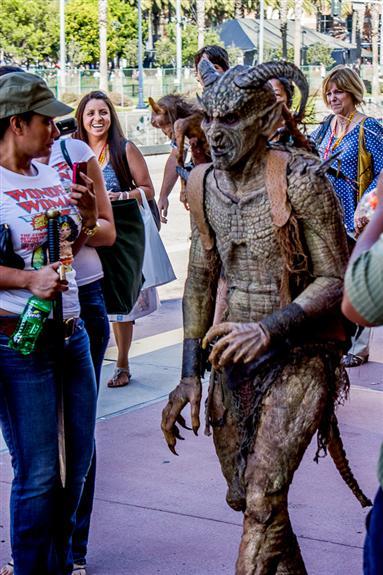Comic Con International 2012 in San Diego California
