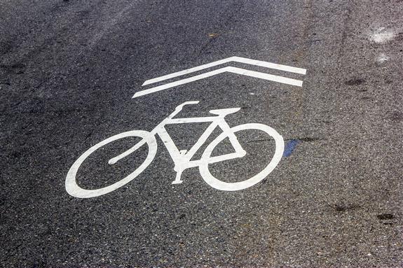 Bike warning