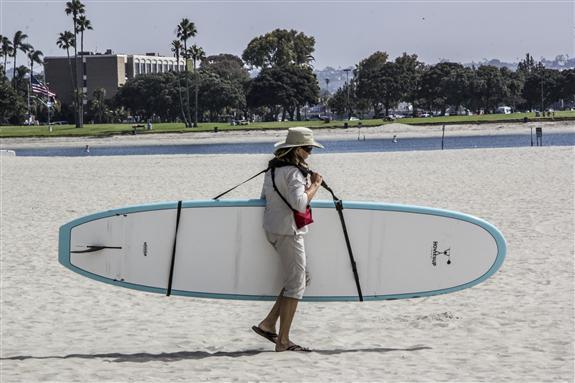 Mission Beach/Mission Beach Walk