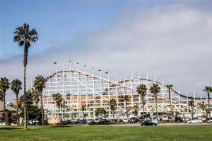 Giant Dipper, Belmont Park, San Diego California