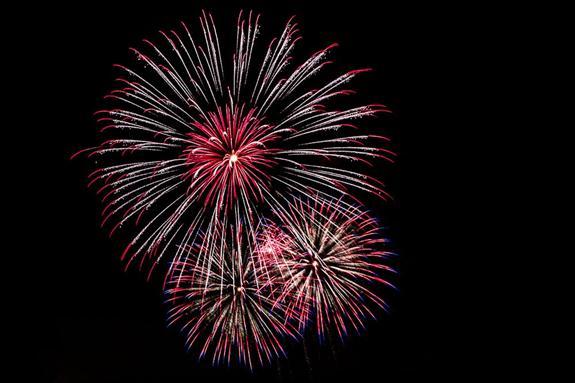 SeaWorld San Diego 2012 fireworks show
