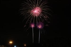 2012 SeaWorld fireworks show