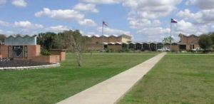 King High School in Kingsville, Texas
