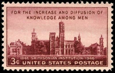 Scott #943 — Smithsonian Institution