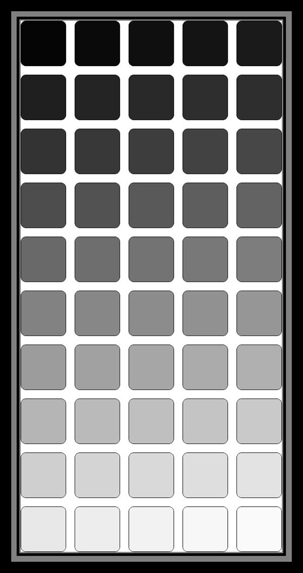 50 shades of gray for men