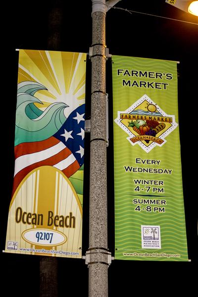 Ocean Beach, San Diego California