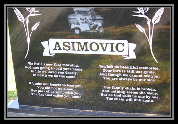 Asimovic