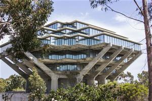 Geisel Library, University of California San Diego