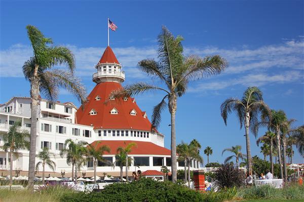 Hotel del Coronado, San Diego, California