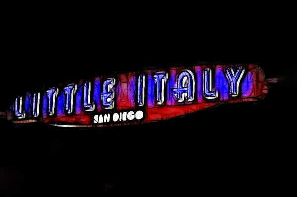 Little Italy, San Diego