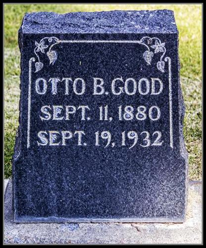 Otto B. Good