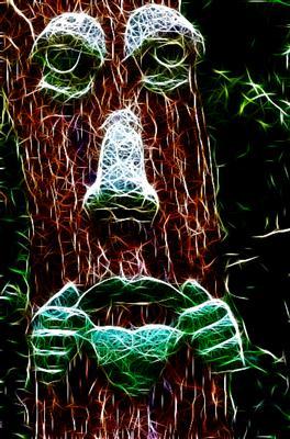 Tree face 9