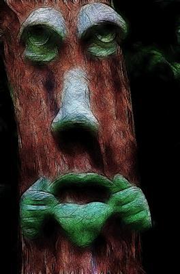 Tree face 5