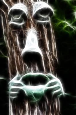 Tree face 6