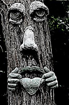 Tree face 7