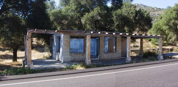 Historic construction beyond the boondocks