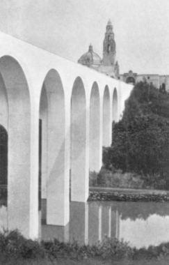 Cabrillo Bridge 1916