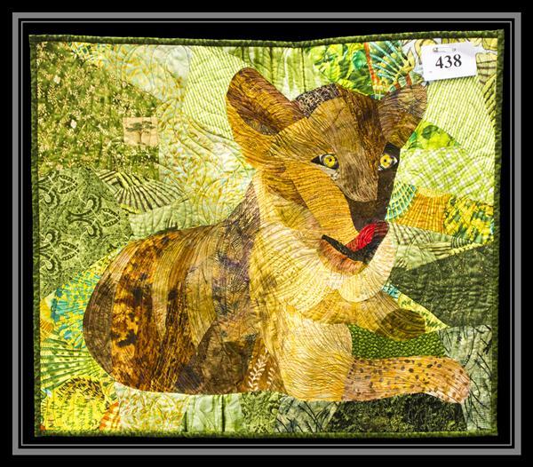 Wildlife quilt