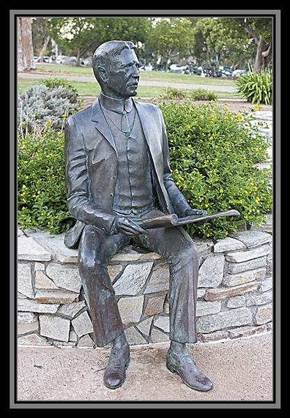 George White Marston, Balboa Park, San Diego